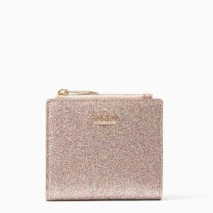 Kate Spade Burgess Court Adalyn Bifold Mini Wallet